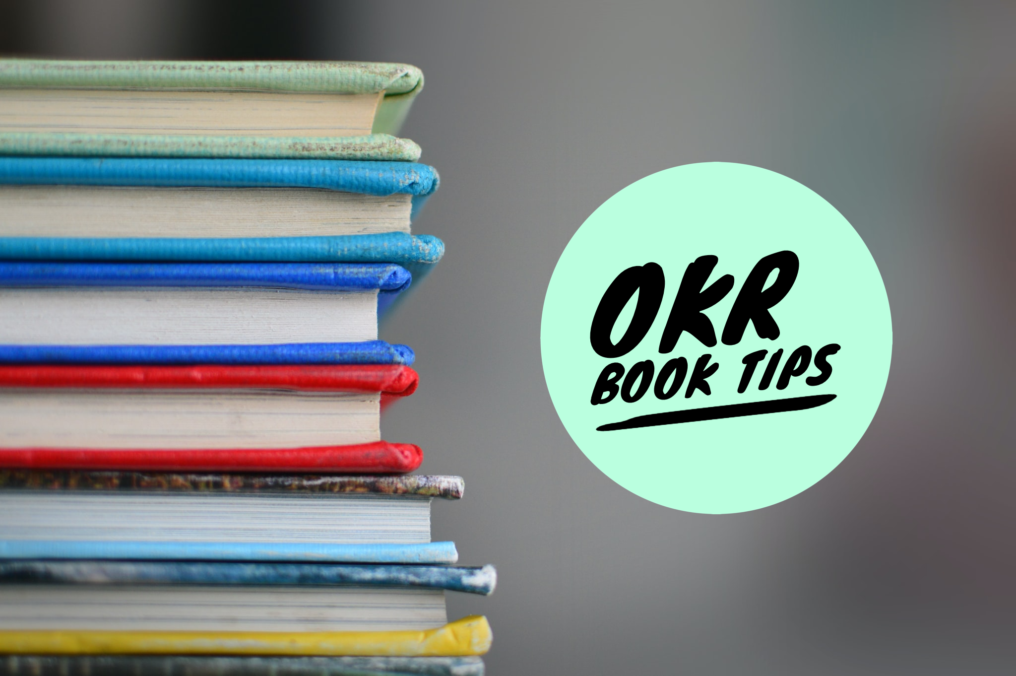 books about okrs